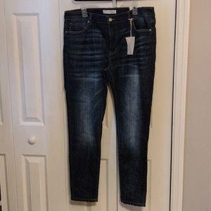 Kancan no hole jeans